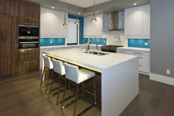 53132026 - modern kitchen in new luxury house